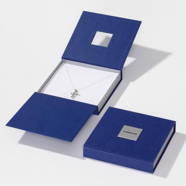 Boîte en carton 160 x 160 x 25 mm