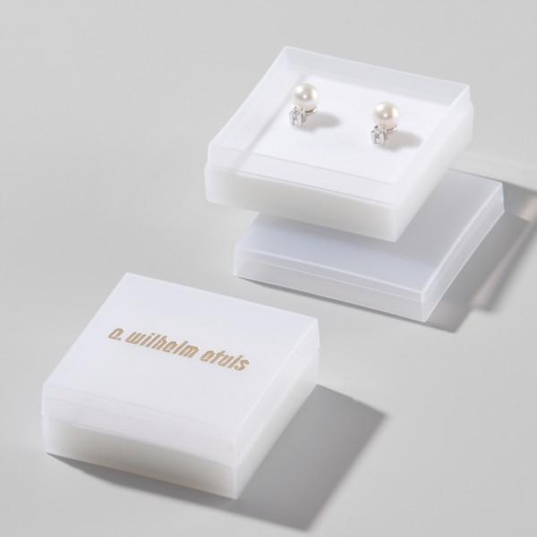 Boîte en plastique 44 x 44 x 18 mm