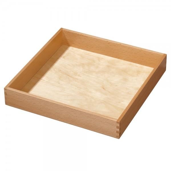Storage trays 240 x 240 x 40 mm