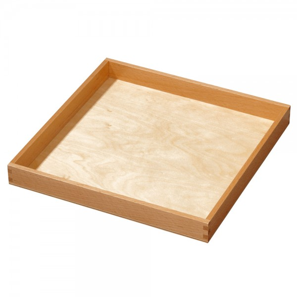 Storage trays 240 x 240 x 25 mm