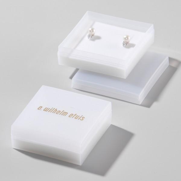 Boîte en plastique 59 x 59 x 22 mm